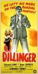 dillinger movie poster 1934