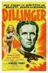 dillinger movie poster 1945