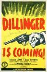 dillinger teaser poster