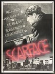 french_1p_scarface_R70s landi poster