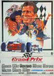 grand prix german movie poster