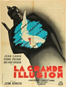 la grande illusion french poster bernard lancy