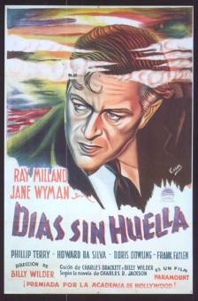 lost weekend argentinean movie poster