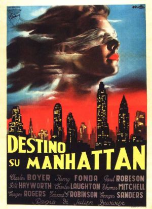 tales of manhattan italian movie poster ciriello