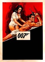 thunderball italian movie poster ciriello