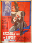 bazooka french movie poster