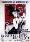 cat on a hot tin roof italian poster3