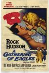 gathering of eagles movie poster