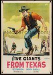 italian_five giants five_for_revenge_english_export_retitled mos mario de berardinis