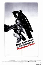 magnum force movie poster bill gold2
