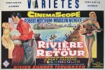 river of no return belgium movie poster