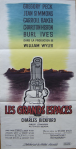the big country french movie poster