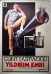 thunderbolt and lightfoot foreign poster