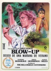 blow up spanish movie poster