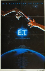 e.t. the extra terrestrial movie poster john alvin