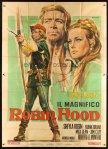 italian_2p_il_magnifico_robin_hood tarantelli poster