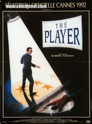 the player french movie poster affiche French Press