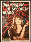 vergine di seconda mano italian movie poster gasparri