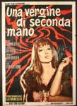 vergine di seconda mano italian movie poster gasparri