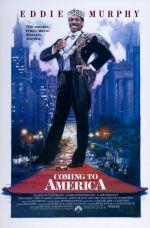 coming to america movie poster drew struzan