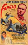 fangio argentinean movie poster raf