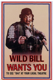 1941 movie poster wild bill wants you belushi