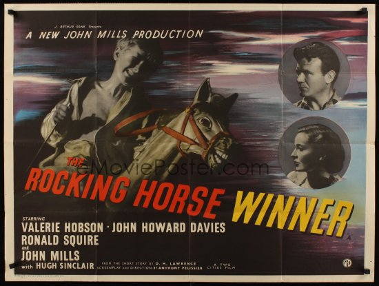 """comparison of the rocking horse winner Nelson 1 comparison and contrast of """"the lottery"""" and """"the rocking-horse winner"""" jeffrey m nelson english 102 prof rachel downie july 18, 2015 thesis: """"the rocking-horse winner"""" and """"the."""