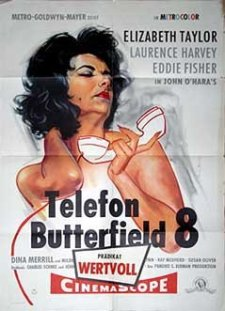 butterfield8 german movie poster hans braun