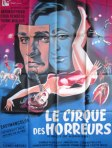 circus of horrors french poster allard