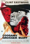 coogans bluff german movie poster braun