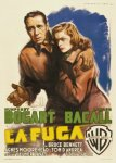 dark passage italian movie poster martinati
