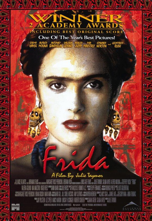 Image result for frida movie poster