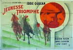 jeunesse triomphe 160x240 french poster horse racing