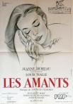 les amants french movie poster gilbert allard