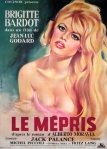 mepris-le  french movie poster gilbert allard bardot