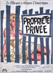 private property french poster gilbert allard