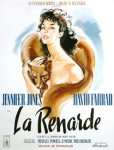 renarde-la-A  french movie poster gilbert allard