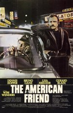 the american friend movie poster sickerts