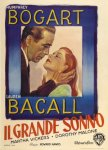 the big sleep italian movie poster martinati