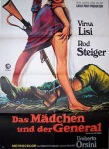 the girl and the general german movie poster hans braun
