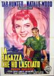 the girl he left behind italian poster martinati