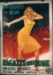untamed youth italian movie poster martinati