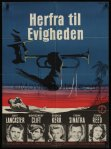 danish poster from_here_to_eternity stilling