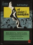 face in the crowd danish movie poster stilling