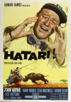hatari! italian movie poster enzo nistri