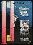 heaven can wait danish movie poster stilling