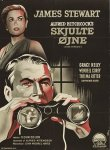 rear window danish movie poster stilling