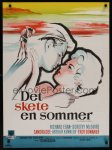 summer place danish movie poster stilling
