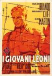 the young lions italian movie poster enzo nistri
