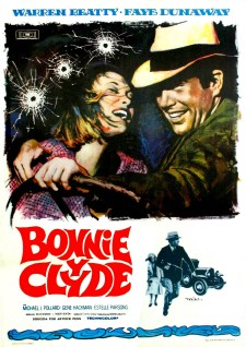 bonnie and clyde spanish movie posters mac gomez